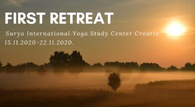 First Retreat in Surya