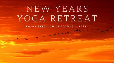 New Years Retreat
