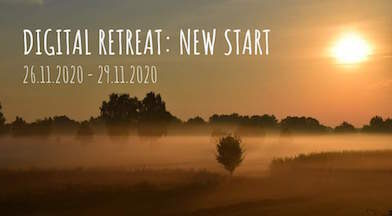 Digital Yoga Retreat: New Start